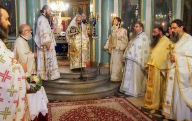 Ο εορτασμός της Παναγίας στην Ι. Μητρόπολη Εδέσσης (ΦΩΤΟ)
