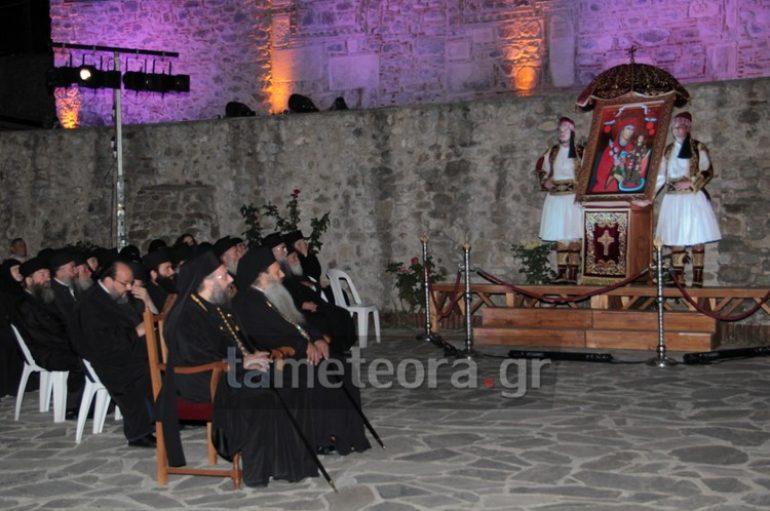 Εκδήλωση προς τιμήν της Παναγίας στην Ι. Μητρόπολη Σταγών (ΦΩΤΟ)