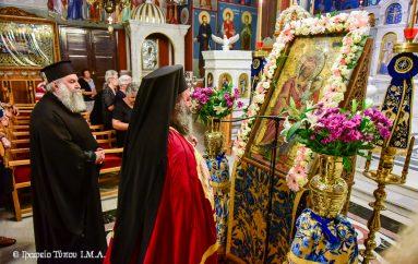 """Λαγκαδά: «Η Παναγία μας φέρνει αυτή την Ευλογία στην ζωή μας"""" (ΦΩΤΟ)"""