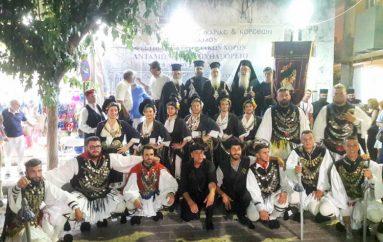 Κορυφώθηκαν οι εκδηλώσεις για την Επέτειο της Ναυμαχίας της Σάμου (ΦΩΤΟ)