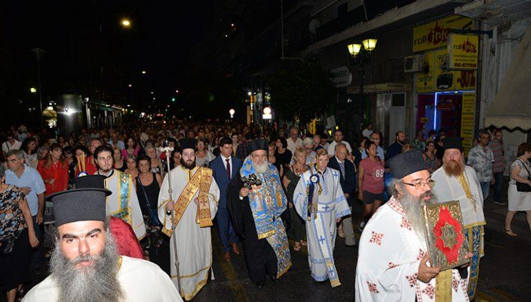 """Βρεσθένης: """"Δώρο της Παναγίας η απελευθέρωση των δύο Ελλήνων αξιωματικών"""""""