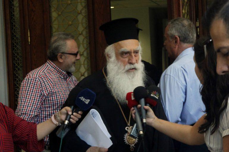 """Νέας Σμύρνης: """"Ο νέος Νόμος για τα Ησυχαστήρια δεν εγκρίθηκε από την Ι. Σύνοδο"""""""