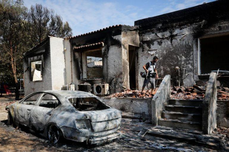 Η Μητρόπολη Μεσογαίας προειδοποιεί για απάτη σε βάρος των πυροπαθών