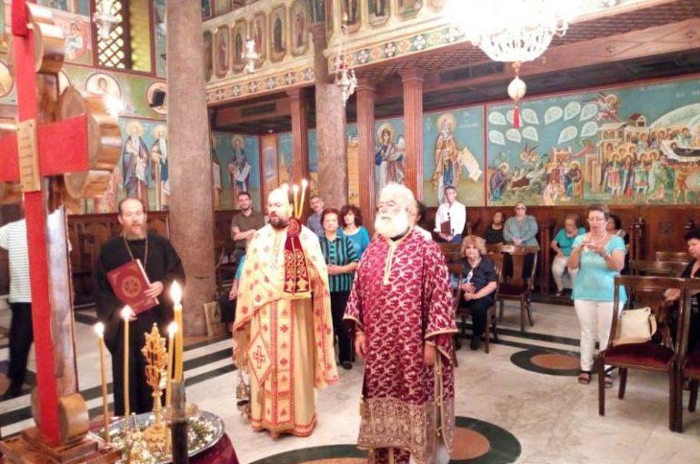 Η εορτή του Αγίου Ιωακείμ του Πάνυ στο Πατριαρχείο Αλεξανδρείας (ΦΩΤΟ)