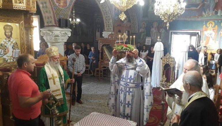 Η εορτή του Τιμίου Σταυρού στην Ι. Μητρόπολη Γρεβενών (ΦΩΤΟ)