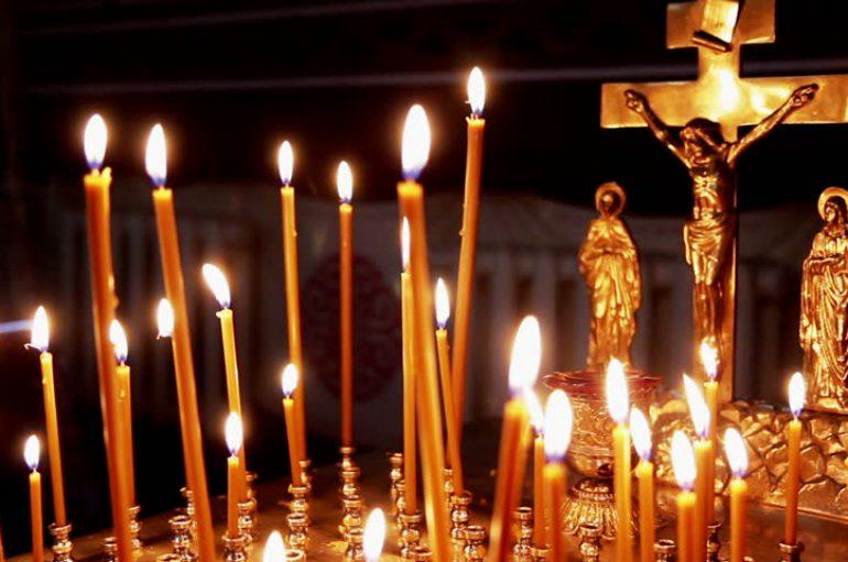 Κυριακή προτης Υψώσεως του Τιμίου Σταυρού