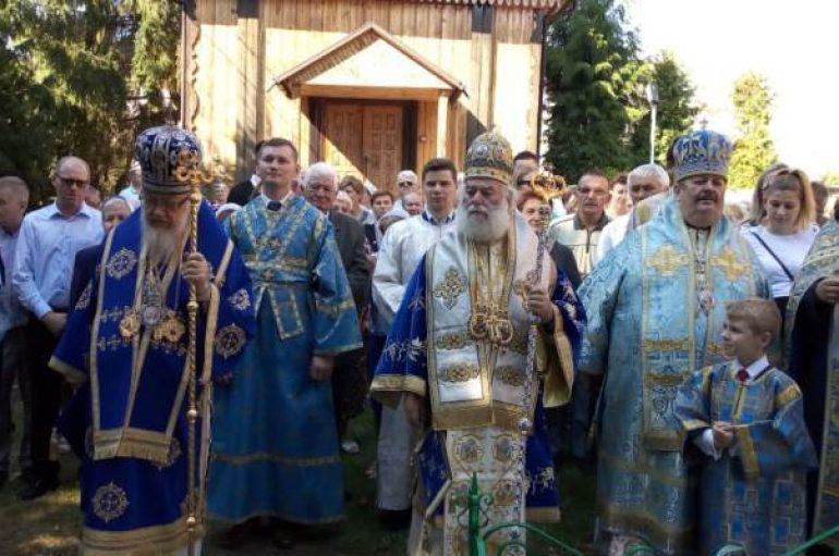 Συνεχίζει την επίσκεψή του ο Πατριάρχης Αλεξανδρείας στην Πολωνία (ΦΩΤΟ)