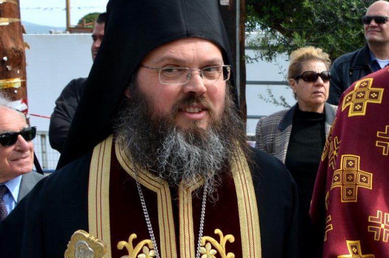 Νέος Γεν. Αρχιερατικός Επίτροπος της Ι. Μ. Μάνης ο Αρχιμ. Νήφων Καρολεμέας