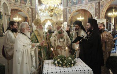 """Αρχιεπίσκοπος: """"Ο Σταυρός μας ανακουφίζει και δίνει νόημα στην ζωή μας"""""""