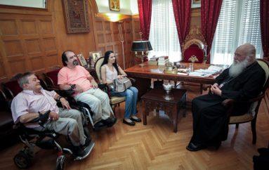 Συναντήσεις του Αρχιεπισκόπου Αθηνών Ιερωνύμου (ΦΩΤΟ)