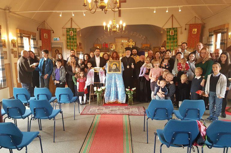 Ίδρυση Ενορίας Αγ. Γερασίμου Κεφαλληνίας στο Τροντχάιμ Νορβηγίας (ΦΩΤΟ)