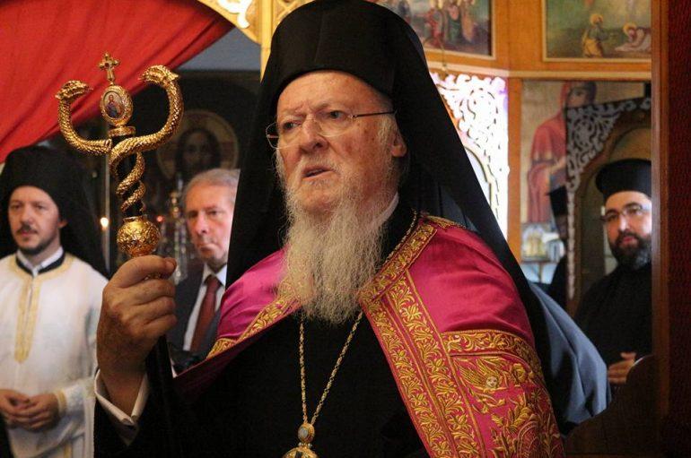 Το Οικουμενικό Πατριαρχείο δημοσιεύει έγγραφα για το Ουκρανικό
