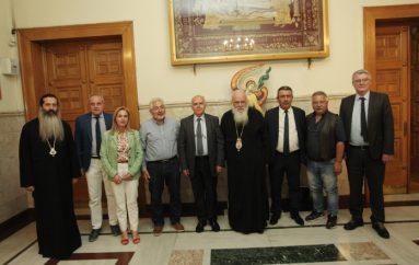 Συνάντηση Αρχιεπισκόπου με τους Συντονιστές Αποκεντρωμένων Διοικήσεων