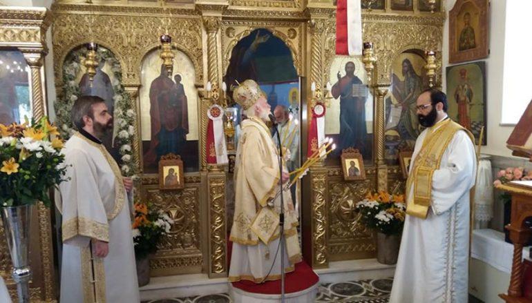 Η εορτή της Αγίας Σοφίας και των Θυγατέρων της στην Κνωσό Ηρακλείου (ΦΩΤΟ)
