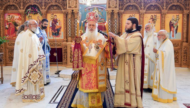 Πανήγυρις Ι. Ν. Αγ. Αθανασίου και Ιωάννου των Κουλακιωτών στη Χαλάστρα (ΦΩΤΟ)