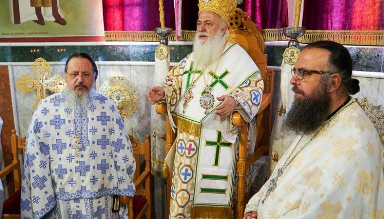 H εορτή του Αγίου Συμεών Θεσσαλονίκης στον Σταυρό Ημαθίας (ΦΩΤΟ)