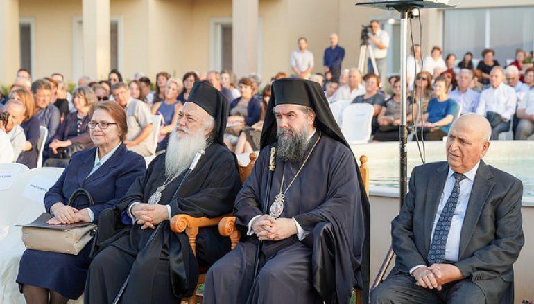 Εσπερίδα για τον Άγιο Λουκά τον Ιατρό στην Ι. Μ. Σερρών (ΦΩΤΟ)