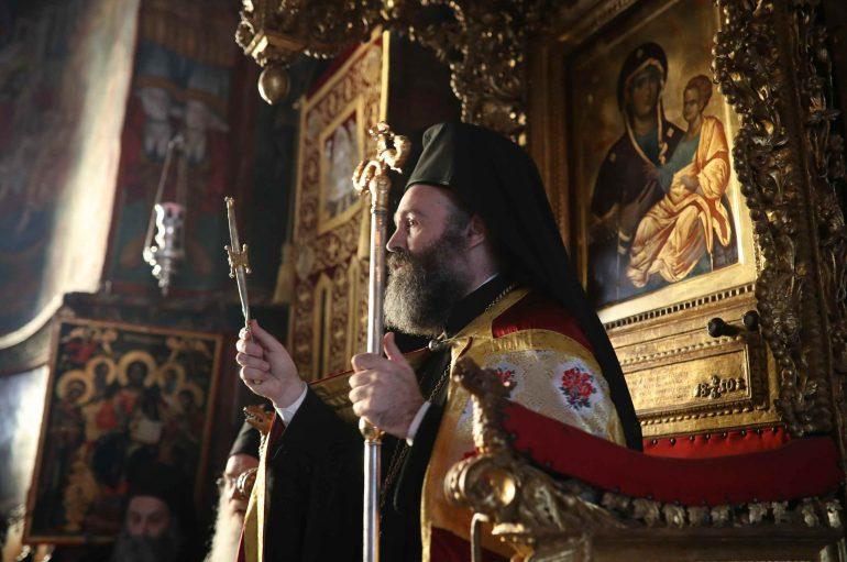"""""""Σκέψεις περί του Ουκρανικού"""" του Επισκόπου Χριστουπόλεως Μακαρίου"""