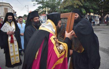 Η Κομοτηνή υποδέχθηκε την Παναγία Γουμερά (ΦΩΤΟ)