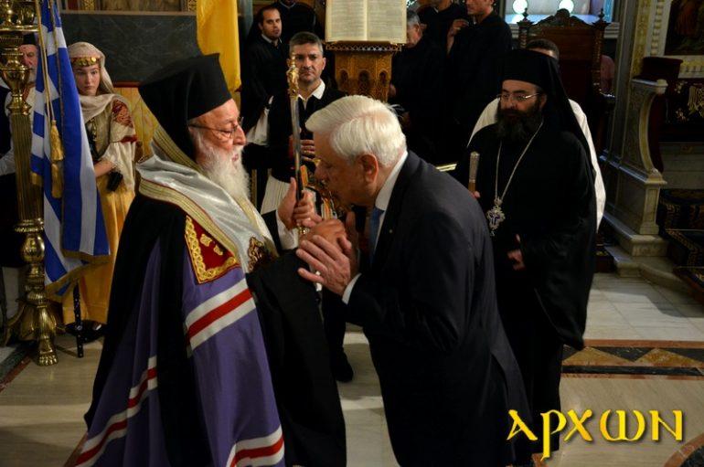 Παρουσία του Προέδρου της Δημοκρατίας η Επέτειος Αλώσεως της Τριπολιτσάς