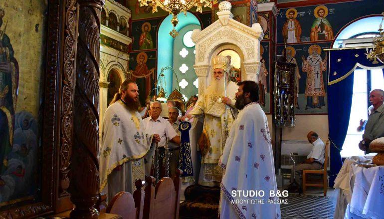 Το Γενέθλιο της Θεοτόκου στο Παναρίτη Αργολίδος (ΦΩΤΟ)
