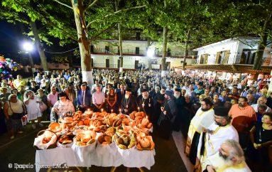 Πανηγυρικός Εσπερινός Γενεθλίου της Θεοτόκου στην Ι. Μητρόπολη Λαγκαδά (ΦΩΤΟ)