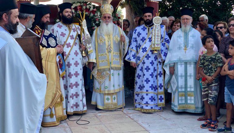 Εορτασμός του θαύματος διασώσεως του Ορχομενού (ΦΩΤΟ)