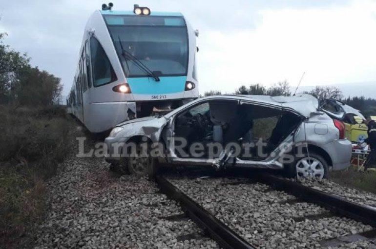 Τραυματισμός Αρχιμανδρίτη στο τροχαίο στην Τιθορέα Φθιώτιδος