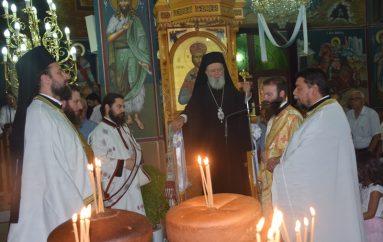 Πανήγυρις επετείου της αγιοφανείας Οσίου Ιωάννου του Ρώσσου (ΦΩΤΟ)