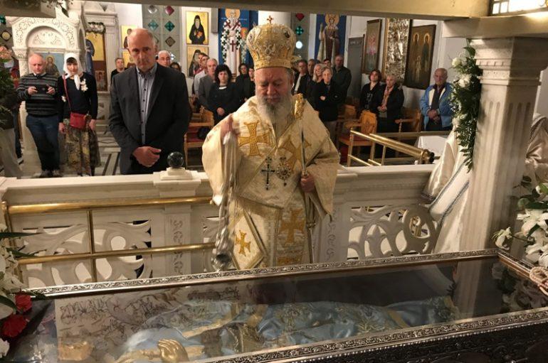 Δεύτερη ετήσια εορτή του Οσίου Ιωάννου του Ρώσου στο Προκόπι Ευβοίας (ΦΩΤΟ)