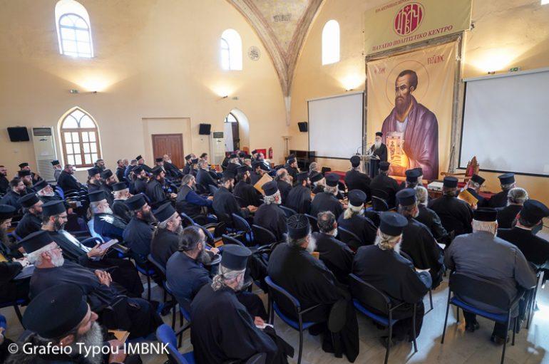 Πρώτη Σύναξη Ιερέων για το νέο Εκκλησιαστικό έτος στην Ι. Μ. Βεροίας (ΦΩΤΟ)