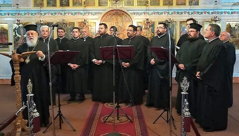 Εκδήλωση για τα δέκα χρόνια της ενορίας Αγίου Τρύφωνος Τρίπολης (ΦΩΤΟ)