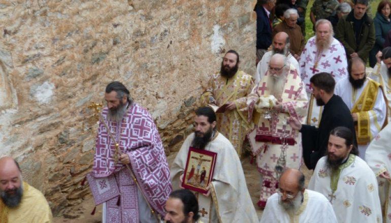 Η πρώτη Θεία Λειτουργία μετά από 70 χρόνια (ΦΩΤΟ)