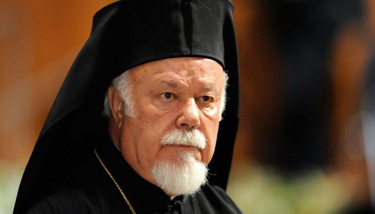 Ο Μητροπολίτης Γερμανίας για την απόφαση του Πατριαρχείου Μόσχας