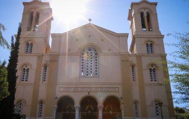 Άγνωστοι διέκοψαν Θεία Λειτουργία σε Ναό των Αθηνών