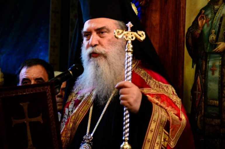 """Σπάρτης: """"Νεκροθάφτης της Ελλάδος αυτός που θα χωρίσει Εκκλησία – Πολιτεία"""""""