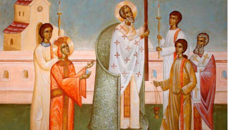 «Ο Σταυρός του Κυρίου – το αήττητο όπλο ως τρόπαιο της ειρήνης»