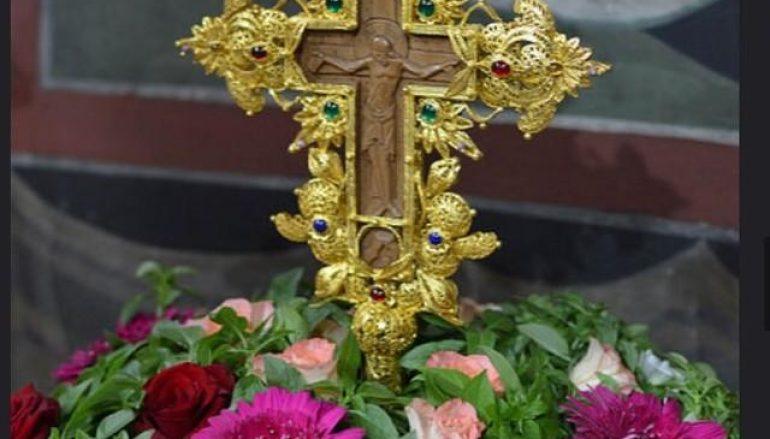 Σταυρός ὁ φύλαξ πάσης τῆς οἰκουμένης, Σταυρός ἡ ὡραιότης τῆς Ἐκκλησίας