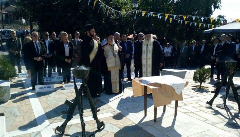 Επιμνημόσυνη Δέηση για τους σφαγιασθέντες από τους Βουλγάρους στην Ι. Μ. Ξάνθης