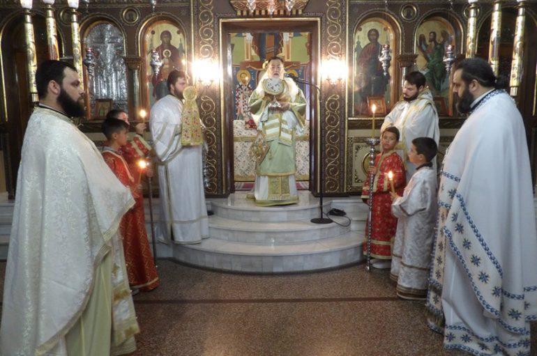 Μνημόσυνο του Μακαριστού Αρχιεπισκόπου Χριστοδούλου στην Κόρινθο (ΦΩΤΟ)