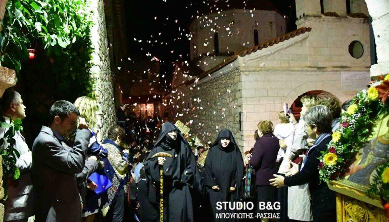 Εκοιμήθη η μοναχή Παταπία της Ιεράς Μονής Αγίου Δημητρίου Καρακαλά