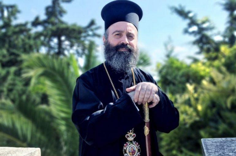 O Χριστουπόλεως Μακάριος προς τον Βολοκολάμσκ Ιλαρίωνα