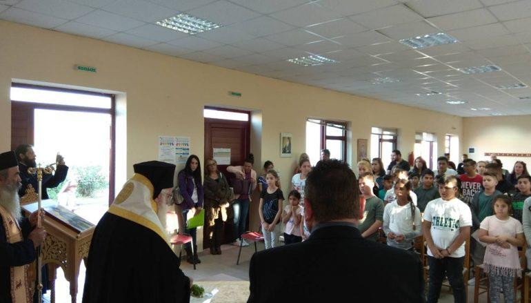 Δεύτερη χρονιά του προγράμματος εκπαίδευσης για τα παιδιά ΡΟΜΑ (ΦΩΤΟ)