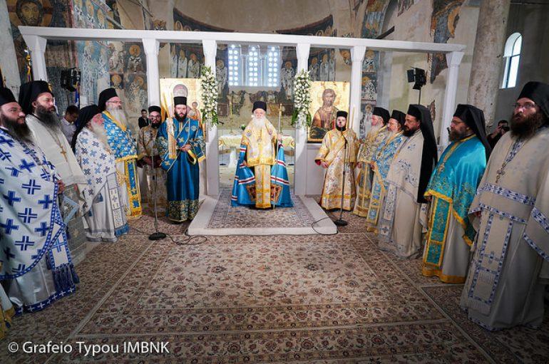 Δοξολογία για την 106η Επέτειο Απελευθέρωσης της Βέροιας (ΦΩΤΟ)