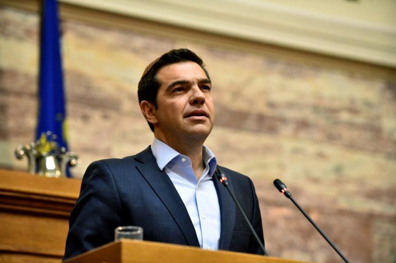 """Τσίπρας: """"Ήρθε ο καιρός να κατοχυρωθεί στο Σύνταγμα η θρησκευτική ουδετερότητα"""""""