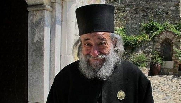 Εκοιμήθη ο Καθηγούμενος της Ιεράς Μονής Δοχειαρίου Γέροντας Γρηγόριος