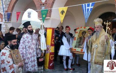 Λαμπρός εορτασμός του Νεομάρτυρος Αγίου Ιωάννη στο Γεράκι Λακωνίας (ΦΩΤΟ)