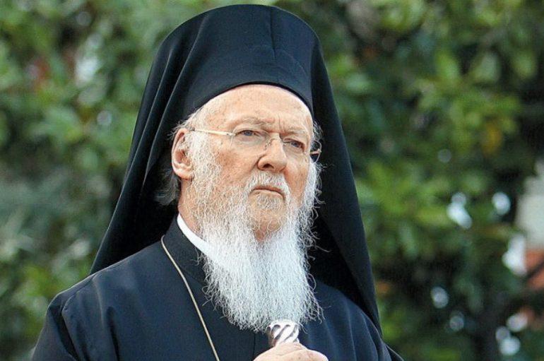 """Οικ. Πατριάρχης: """"Μαύρη καλοπληρωμένη προπαγάνδα των Ρώσων για το Ουκρανικό"""""""