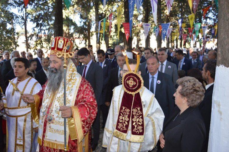 Ο Κολινδρός εόρτασε τον Πολιούχο του Άγιο Δημήτριο (ΦΩΤΟ)