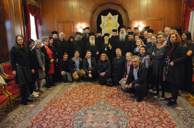 """Οικ. Πατριάρχης: """"Θα επιλύσουμε το Ουκρανικό ζήτημα κατά την κανονική τάξη"""""""